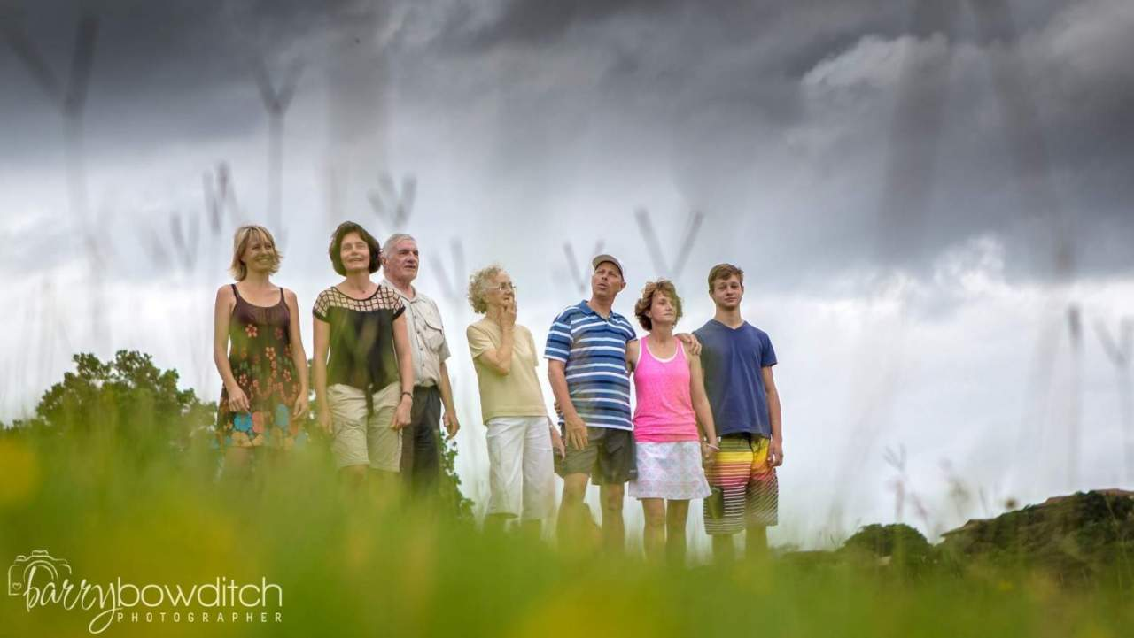 Bowditch Photography Family