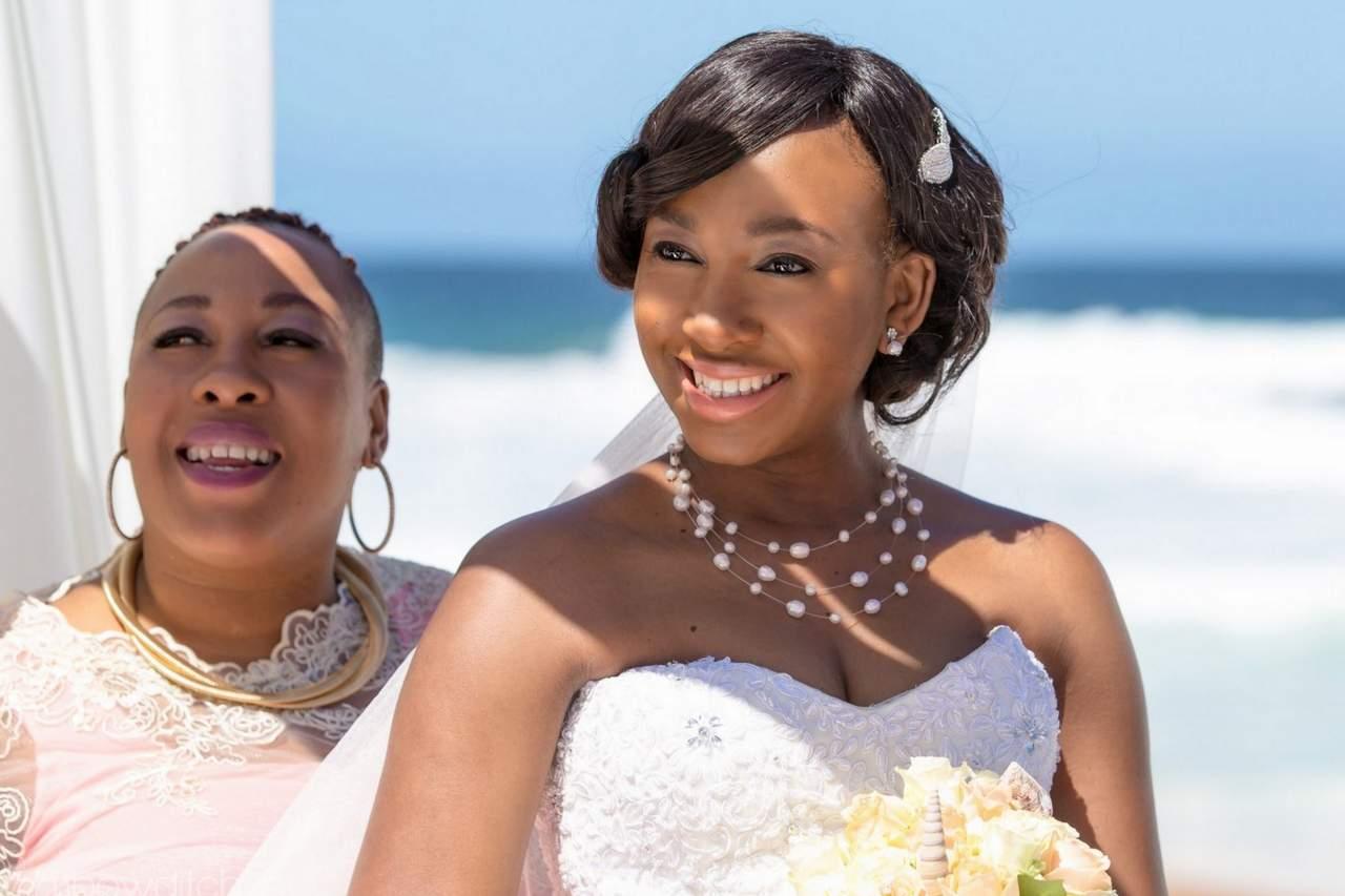 Our Beautiful Bride – Palesa